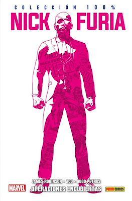 Nick Furia: Operaciones Encubiertas. 100% Marvel