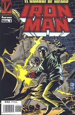 Iron Man Vol. 3 (1996-1997) (Grapa 24 pp) #2