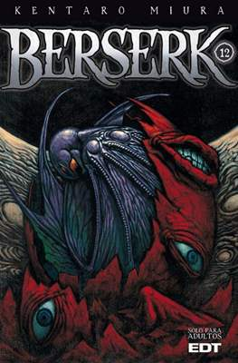 Berserk (Rústica con sobrecubierta) #12