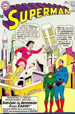Superman Vol. 1 / Adventures of Superman Vol. 1 (1939-2011) (Comic Book) #159