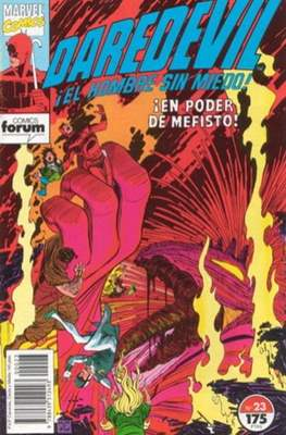 Daredevil Vol. 2 (1989-1992) (Grapa 32 pp) #23