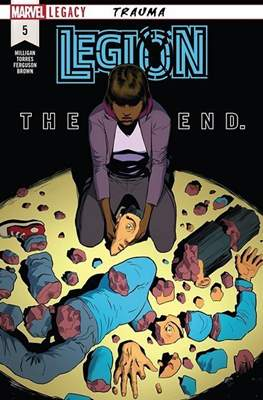 Legion: Trauma (Comic Book) #5