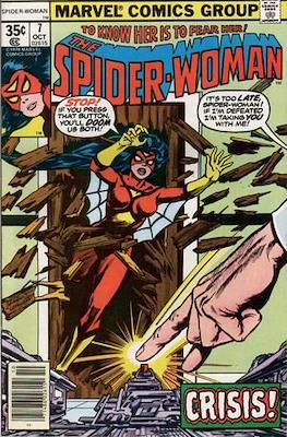 Spider-Woman (Vol. 1 1978-1983) (Comic Book) #7