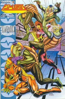 Psi-Lords Vol.1 (Comic Book) #7
