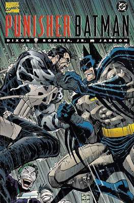 Punisher / Batman: Deadly Knights