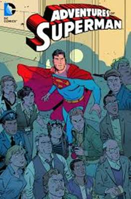 Adventures of Superman Vol. 2 (2013-2014) (Softcover) #3