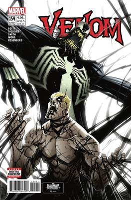 Venom (2016-2018) (Comic Book) #154