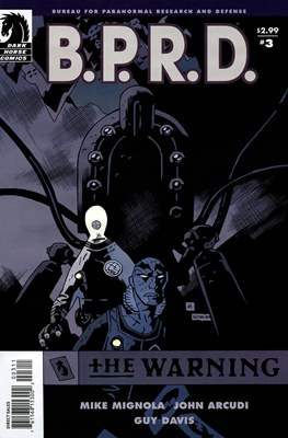 B.P.R.D. (Comic Book) #48