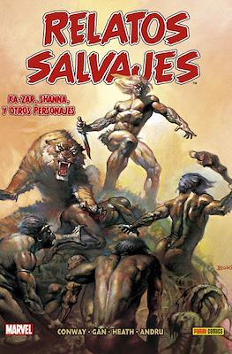 Biblioteca Relatos Salvajes (Cartoné 184 pp) #2