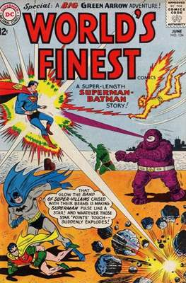 World's Finest Comics (1941-1986) #134