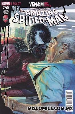 The Amazing Spider-Man (2016-2019) (Grapa) #793