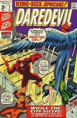 Daredevil Vol 1 Annual (Comic Book. 1967 - 1994) #2