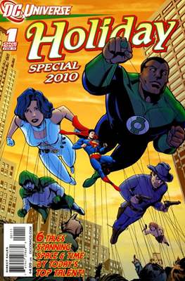 DC Universe Holiday Special 2010