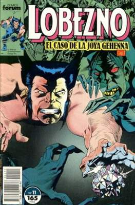 Lobezno vol. 1 (1989-1995) (Grapa) #11