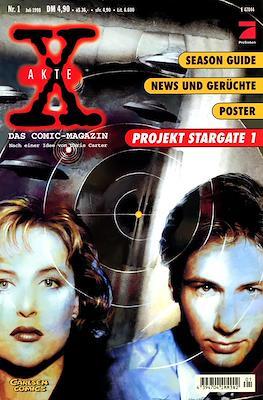 Akte X: Das Comic-Magazin