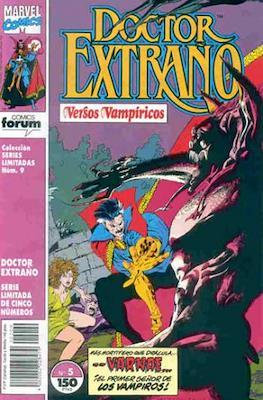 Doctor Extraño. Versos Vampíricos (Grapa 24 pp) #5