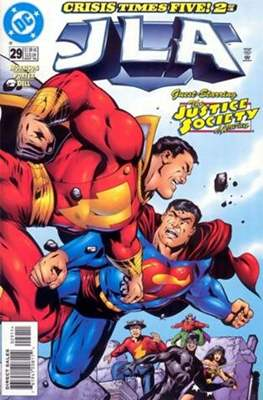 JLA Vol. 1 (1997-2006) (Comic-Book) #29
