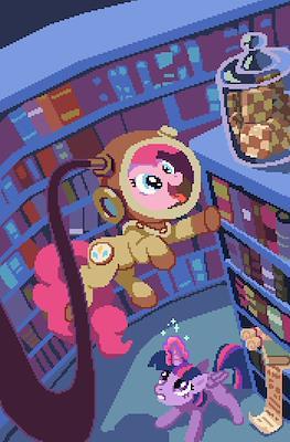 My Little Pony: Friendship Is Magic (Comic-Book) #85