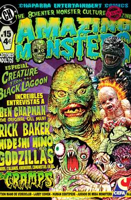 Amazing Monsters #15