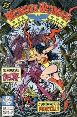 Wonder Woman (1988-1991) (Grapa, 32-64 pp) #3