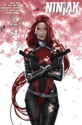 Ninjak(2015) (Comic-book) #4