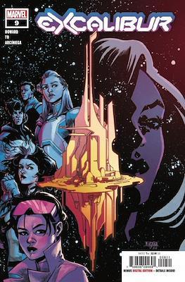 Excalibur Vol. 4 (2019-) (Comic Book) #9