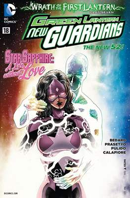 Green Lantern New Guardians (2011-2015) #18