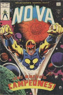 Selecciones Marvel (1977-1981) (Grapa 36-42 pp) #42