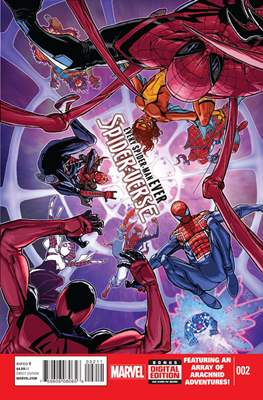 Spider-Verse (Comic-Book) #2