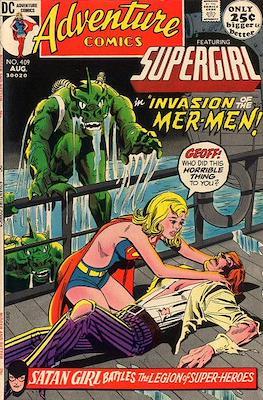 New Comics / New Adventure Comics / Adventure Comics (1935-1983; 2009-2011) (Saddle-Stitched) #409