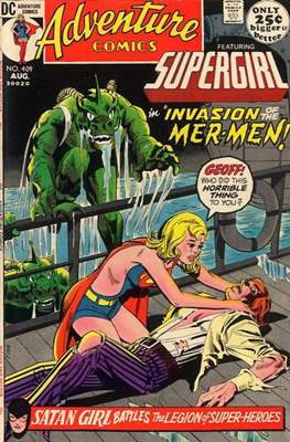 New Comics / New Adventure Comics / Adventure Comics (1935-1983 ; 2009-2011) (Comic Book) #409