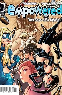 Empowered Special #5