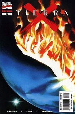 Tierra X (2000-2001) (Grapa 32 pp) #0