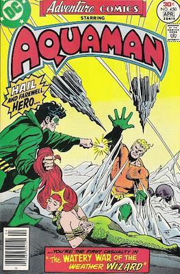 New Comics / New Adventure Comics / Adventure Comics (1935-1983; 2009-2011) (Saddle-Stitched) #450