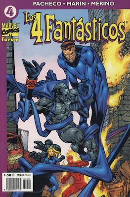 Los 4 Fantásticos Vol. 4 (2001-2003) #4