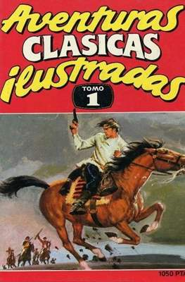 Aventuras clásicas ilustradas #1