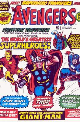 The Avengers (Comic Book) #1