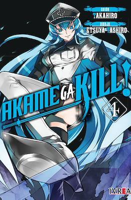 Akame ga Kill! (Rústica con sobrecubierta) #4