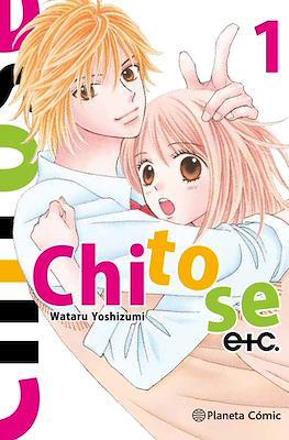 Chitose, etc (Rústica con sobrecubierta 200 pp) #1