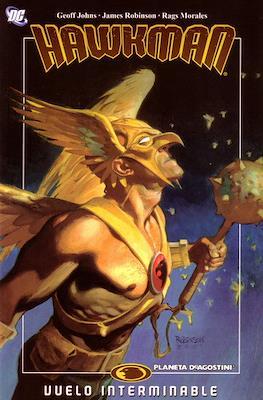 Hawkman (Rústica 96-208 pp) #1