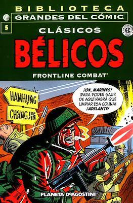 Biblioteca Grandes del Cómic: Clásicos Bélicos (2004) (Rústica 144-176 pp) #5