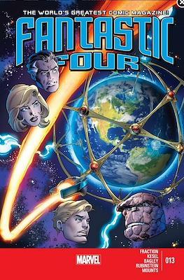 Fantastic Four vol. 4 (Digital) #13