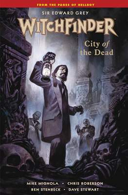 Witchfinder (comic-book) #16