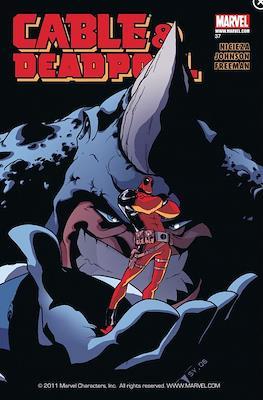 Cable & Deadpool (Comic-Book) #37