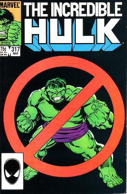 The Incredible Hulk Vol. 1 (1962-1999) (Comic Book) #317