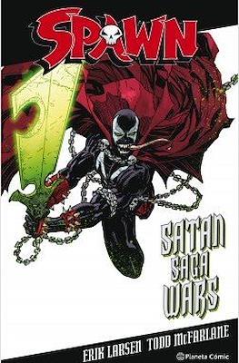 Spawn: Las guerras de Satán (Rústica 160 pp) #