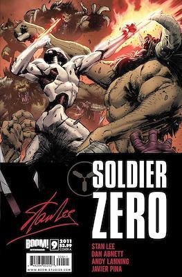Soldier Zero (Cómic grapa) #9