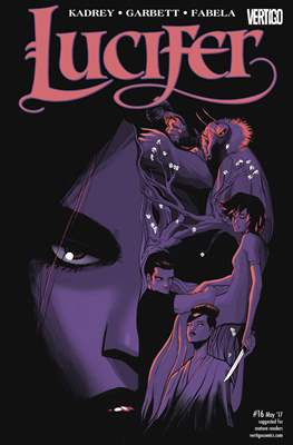 Lucifer Vol 2 (Comic Book) #16