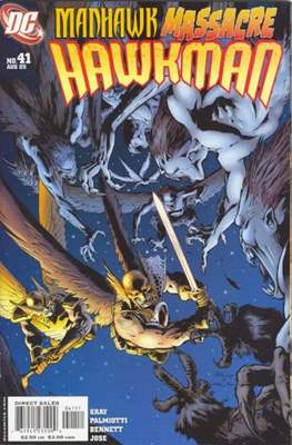 Hawkman Vol. 4 (2002-2006) (Comic book) #41