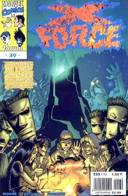 X-Force Vol. 2 (1996-2000) (Grapa 24 pp) #39
